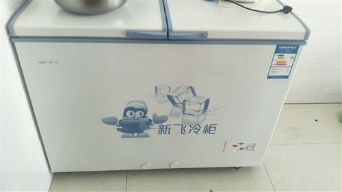 本人有一台九成新的新飞冰柜,容量270升,先低价出售有意者联系。