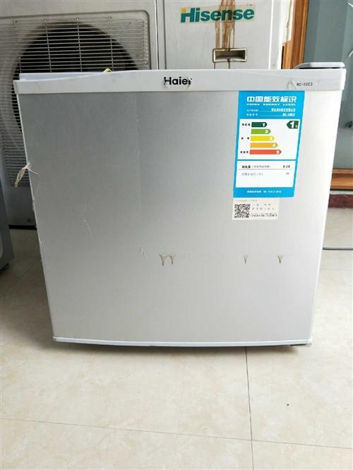 海尔迷你50升小冰箱