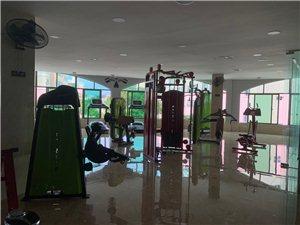 强身健体-康嘉健身房
