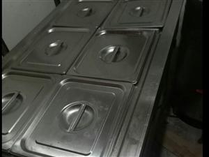 转让一个煮粉桶一个高汤桶和一个保温热臊子的厨具,才用两三个多月因另有发展所以低价出手转让!价格面议!...