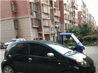 2009年出厂的比亚迪F0,行程9万公里,车况良好,出售价7000元。