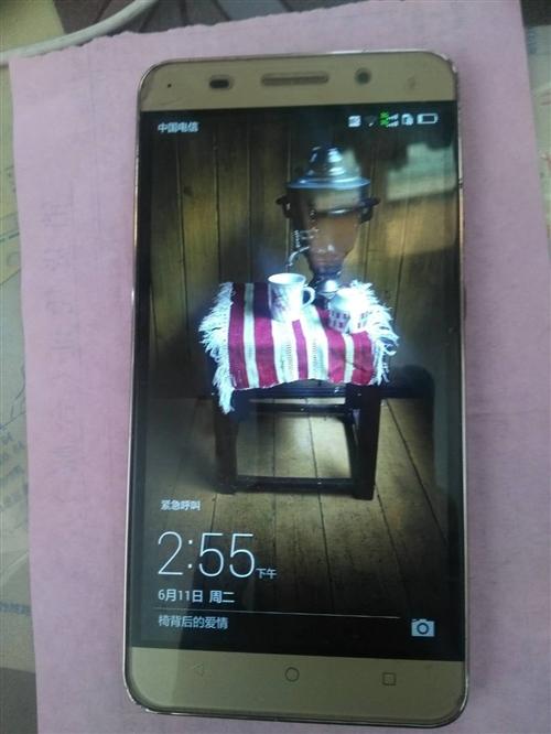 華為榮耀,換新手機了,舊手機便宜處理。300元                         ...
