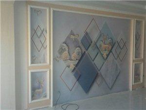 刷墙 贴墙纸找活 有需要的联系