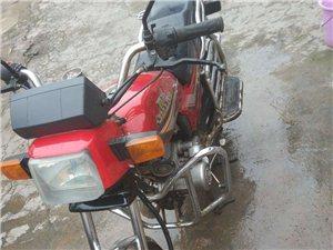 閑置嘉陵150摩托車處理