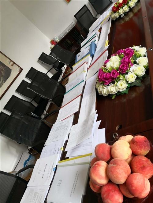 大型会议谈判桌  带办公椅20把