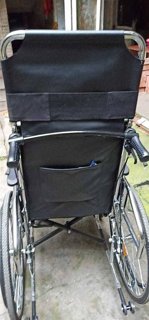 9.5成新的轮椅