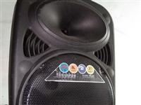 夏新广场舞音箱53公分高,12寸喇叭,插卡播放,音量大,电池加大了容量,改成了原装4倍的锂电,支持长...
