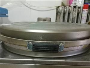 九成新YXD一128型自动恒温电饼档出售,用了不到一年,有需要者联系