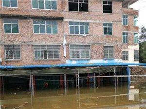 金沙平台县贡江镇楂林村部分村民房屋被水淹没至今有家难