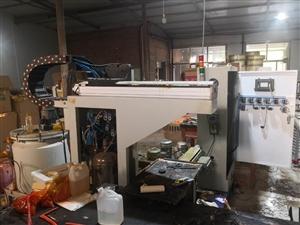 生产PU滤清器设备,温州飞龙的,做工精密,用的电器,电机都是进口的。带50工位流水线,赫普打筋机一套...