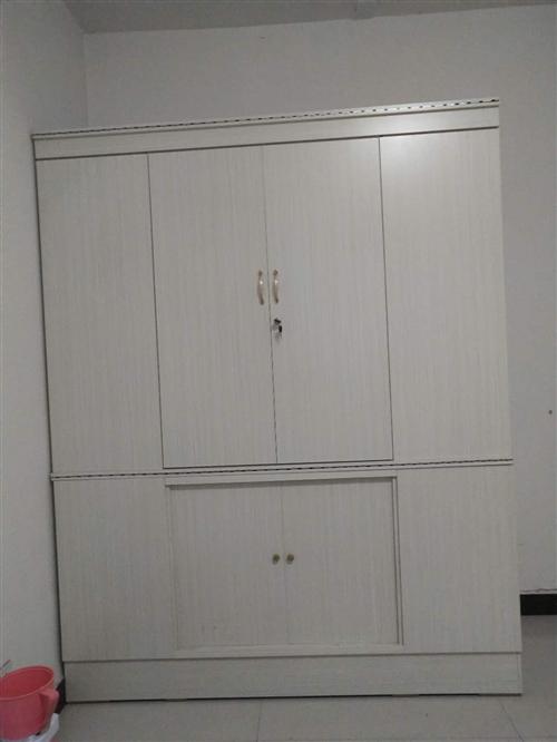 9.5新衣柜,买了两月650买的,500出