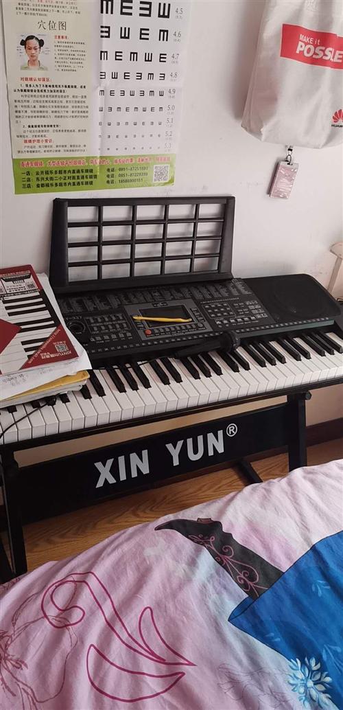 电子琴出售!开阳县城内上门自提!地址在干田坝!