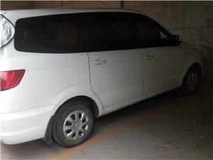 北汽威旺M20七座MPV車出租帶司機