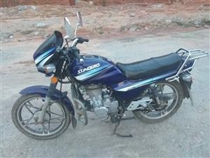 新大洲本田125摩托�