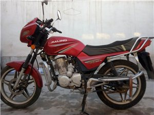 嘉陵摩托车