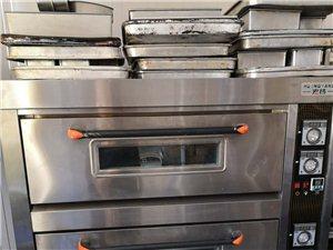 蛋糕店全套�O�洌�包括中�u柜,�L冷展柜,烤箱,�l酵箱,和面�C,烤�P等全套�O�涑鍪邸� �O�湓陬~���{旗,...