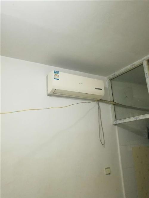 北京拆遷1P美的空調,998元安裝到家!可用面積18平米左右!要的聯系,數量有限!