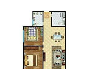 盛兴家苑温泉小区3室 2厅 1卫55万元