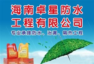 海南卓星防水工程有限公司