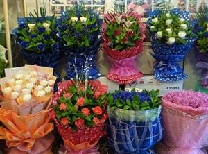 真情鲜花屋