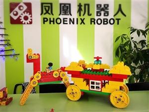 三亚凤凰机器人