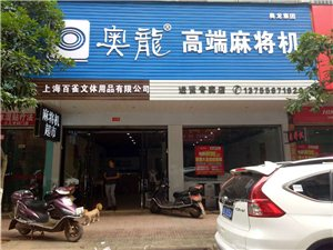 上海奥龙集团全自动过山车麻将机进贤专卖店