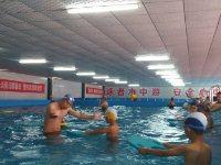 枝江室内游泳培训