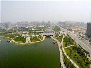 郑州航空港区兰河公园