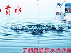 于都浩泉水水业有限公司