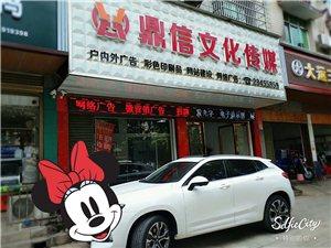 醴陵市鼎信文化传媒/广告印刷/网络