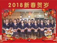 玉田新洲足疗2018新春贺岁