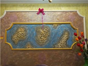 欧兰泥生态艺术壁材