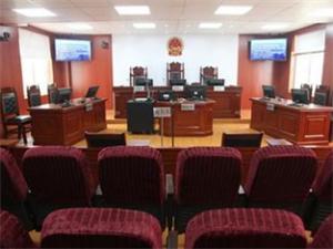 白龙镇人民法庭