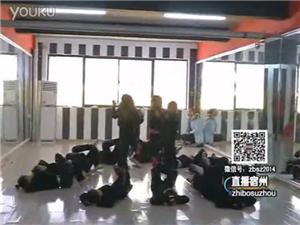 星光舞校:师生紧张排练 备战宿州春晚