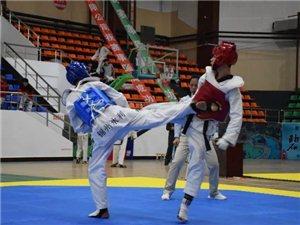 2018中国中学生跆拳道联赛(甘肃站)
