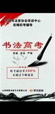 书法高考・培训班招生