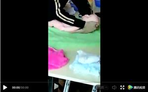 来凤诗安国际月嫂服务中心月嫂护理视频二