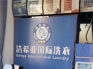 洁希亚国际洗衣宣传片