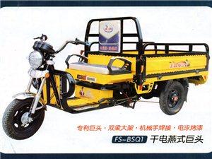 丰收电动三轮车邻水专卖店形象图
