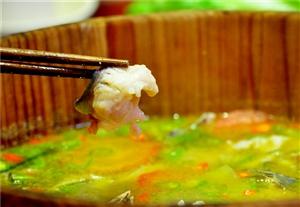 旺苍县雅府正红木桶鱼形象图