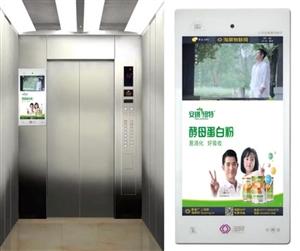 淘屏新媒体楼宇电梯广告