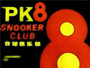 pk8台球俱乐部(红专路店)