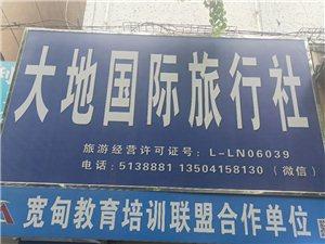 宽甸大地国际旅行社有限公司形象图