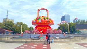 汉中中心广场随拍