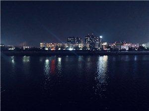潢川的夜晚