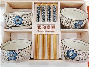 【好帖评选第十九期获奖公告】――奖励价值58元家和富贵碗筷套装!