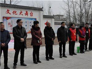 """潢川县政协机关开展走进江集村""""文化、卫生、科技""""三下乡活动"""