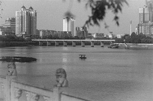 [原创]早春二月的小潢河畔