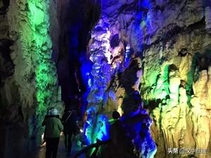 汉中渔渡溶洞首次公开亮相!预计10月1日正式开放!
