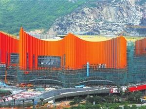 横琴国际休闲旅游岛建设如火如荼 一批全球领先、极具特色、融合港澳元素的旅游项目即将面世